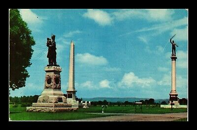 Dr Jim Stamps Us Antietam Battlefield Sharpsburg Maryland Postcard