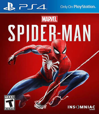 Marvel''s Spider-Man PS4 New PlayStation 4,PlayStation 4