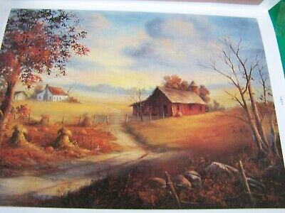 Times Remembered V13 By Dorothy Dent 1990 Oil Landscapes Tole Paint Book