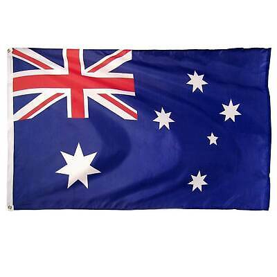 Australia Flag 3x5 FT Country Outdoor Banner Polyester With Grommets Australian