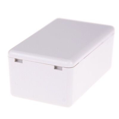 White Waterproof Plastic Electric Project Case Junction Box 60*36*25mm Pip