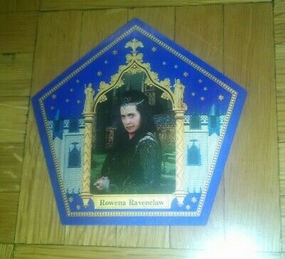 HARRY POTTER CHOCOLATE FROG CARDS -- Rowena Ravenclaw