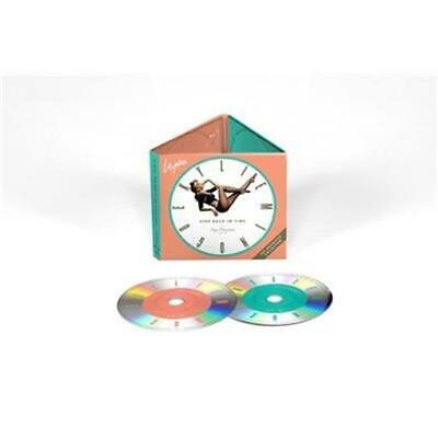 KYLIE MINOGUE Step Back In Time: The Definitive Collection CD NEW