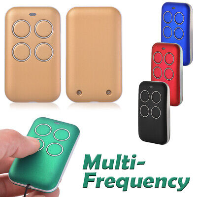 Universal Multi Frequency 280-868MHZ 4-Button Key Fob Remote Control Duplicator