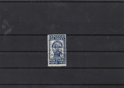 portuguese 1934 colonial exhibition cat £20 stamp ref 11927