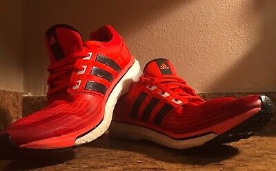 Adidas Men's Running Shoes TECHFIT & Energy Boost Size 13