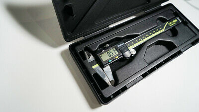 "Mitutoyo Digimatic Vernier Caliper 500-196-20/30 150mm/6"" Absolute Digital"