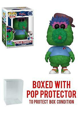 POP! Sports MLB Mascots Philadelphia Phillies, Phillie Phanatic Action Figure (B
