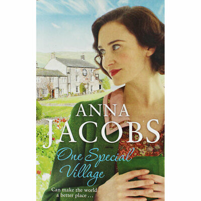One Special Village by Anna Jacobs (Paperback), Fiction Books, Brand New