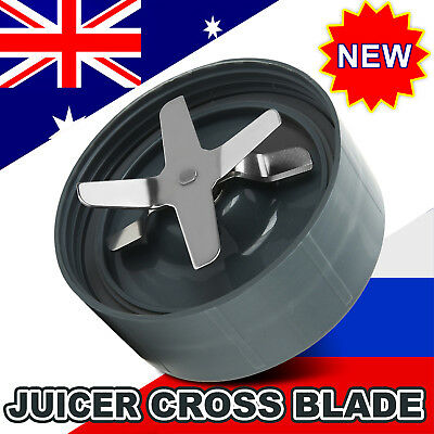 Extractor Cross Blade Fit for Nutri Bullet 900 Pro 900W Replacement Part