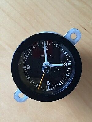 Vintage Kienzle Quartz Car Clock 1970s