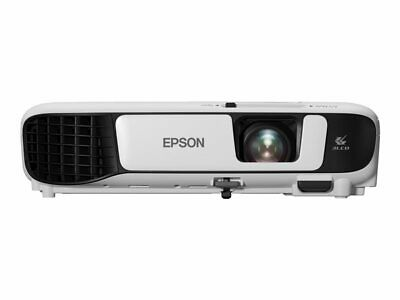 NEW! Epson V11H845041 Eb-W42 3Lcd Projector Portable 3600 Lumens White 3600 Lume