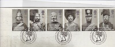 great britain the crimean war stamps cover ref 13263