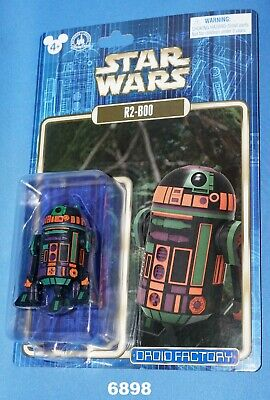 Star Wars 2016 R2-BOO DROID Halloween Droid Factory Disney Theme Parks 3.75""