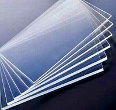 "Lexan Sheet - Polycarbonate  24""x 48""x thickness 0.157 inch"
