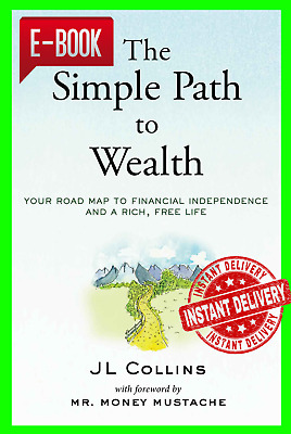 The Simple Path to Wealth Your road map ✅ [Ḙ-ḂꝎḲ - ṖḐḞ] ✅ Instant Delivery ✅