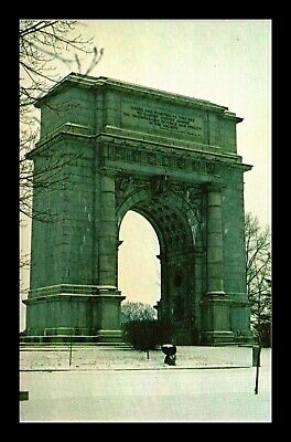 Dr Jim Stamps Us National Memorial Arch Monument Valley Forge Park Postcard