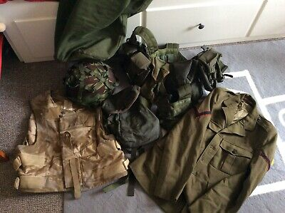 House Clearance British Army Job Lot
