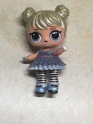 LOL Surprise Doll GLAM GLITTER CURIOUS QT Preowned