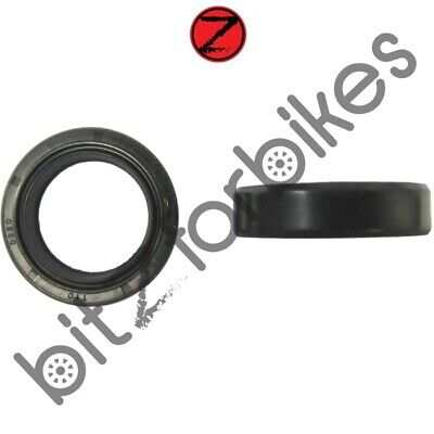 L//C 0125 CC Fits Piaggio X9 125 Evolution 4T 2003 - Fork Dust Seals