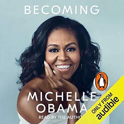 Becoming 2018 by Michelle Obama Audiobook Mp3 Download instant Delivery