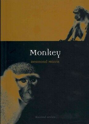 Monkey, Paperback by Morris, Desmond, Like New Used, Free shipping in the US