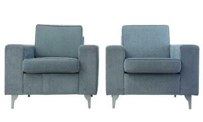 Pair Of Modern Contemporary Armchairs