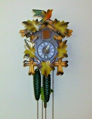 Black Forest 30 Hour Cuckoo Clock...serviced