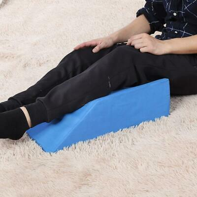 Washable Leg Raise Foot Rest Bed Wedge Cushion Support Knee Pain Rest Pillow