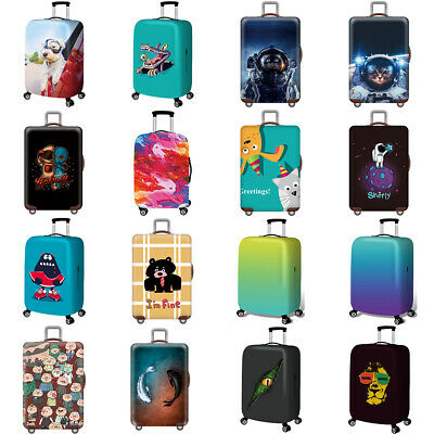 "18""-32"" Luggage Cover Anti-scratch Travel Protect Suitcase Dust Proof Case Skin"