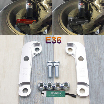 BMW E36/M3 DRIFTING Front Steering/Suspension E46 Camber