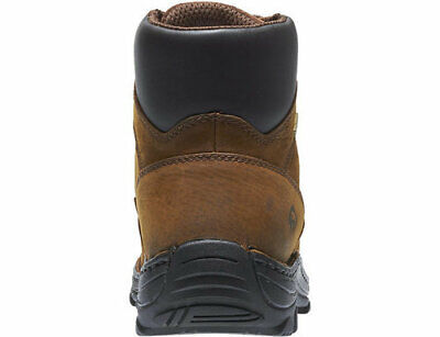 d870c33fbdc WOLVERINE MEN NOVACK Waterproof Insulated 8'' Real Brown Hunting ...