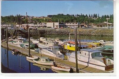 Waterfront at Campbell River, Vancouver Island, B.C. !