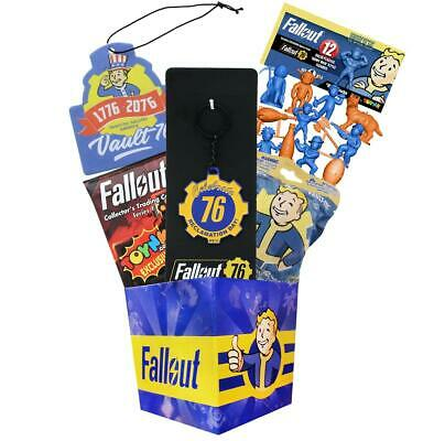 Fallout Looksee Series 2 Mini Box - Nanoforce Figures, Trading Cards, More!