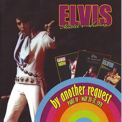 Elvis Presley By Another Request Tape 4