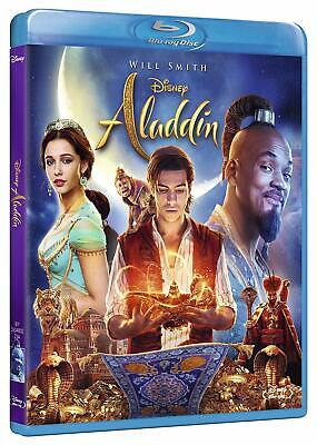 Aladdin  Live Action  - Blu Ray  Blue-Ray Fantastico