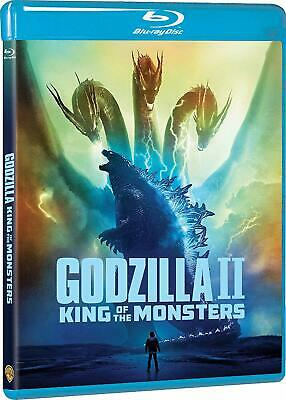 Godzilla - King Of The Monsters - Blu Ray  Blue-Ray -