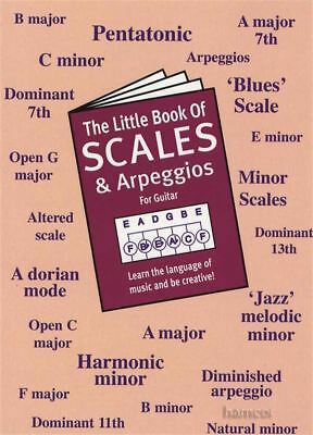 The Little Book of Scales & Arpeggios for Guitar