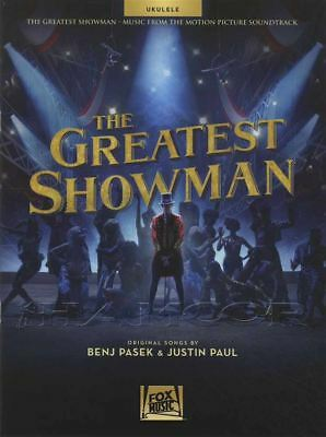 The Greatest Showman for Ukulele Chord Melody Songbook Musical Soundtrack
