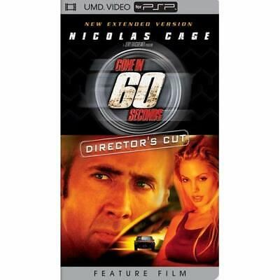 Gone In 60 Seconds UMD For PSP Disney 2E