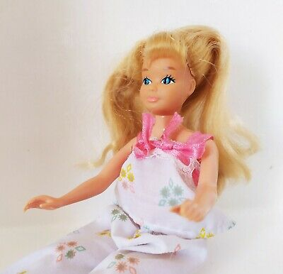Rare 1967 Skipper Barbie Beautiful Hair Collectable Vintage Doll Mattel