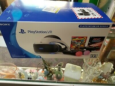 Sony CUH-ZVR2 Playstation VR  & Two Controllers For PS4
