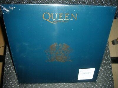 QUEEN ***Greatest Hits II **BRAND NEW DOUBLE RECORD LP VINYL SET! 2 HALF SPEED