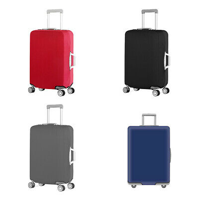 """Travel Elastic Suitcase Luggage Protective Cover for 19-32""""Protect Dust Bag Case"""