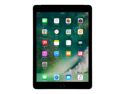 "Apple MP1J2 A2  9.7-"" iPad Wi-Fi + Cellular - 5th generation - tablet - 32 GB -"