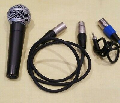Shure SM58 Dynamic Wired XLR Professional Microphone , Free Shipping