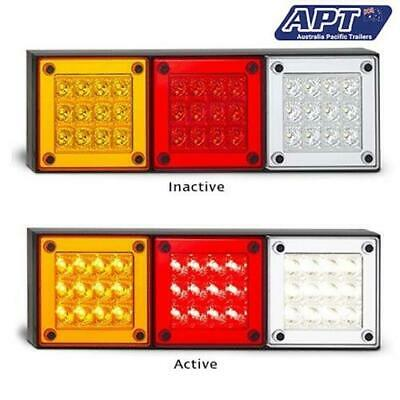 Led Autolamps 280Arwm Rear Tail Light