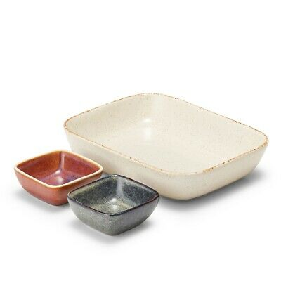 Salt&Pepper BENTO Serving Set - 3 Piece
