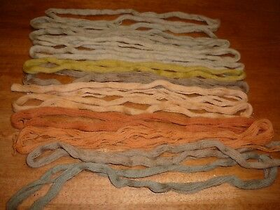 Tapestry Needlework Wool Thread Mixed Lot