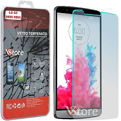 """Film Glass Tempered for LG G3 D855 D850 Screen Protect Display 5,5 """""""